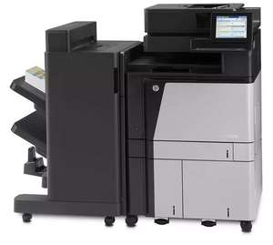 Ремонт принтера HP Color LaserJet Flow MFP M880z