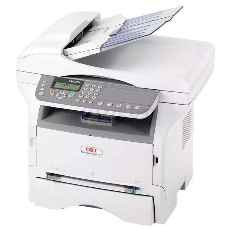 Ремонт принтера OKI MB280