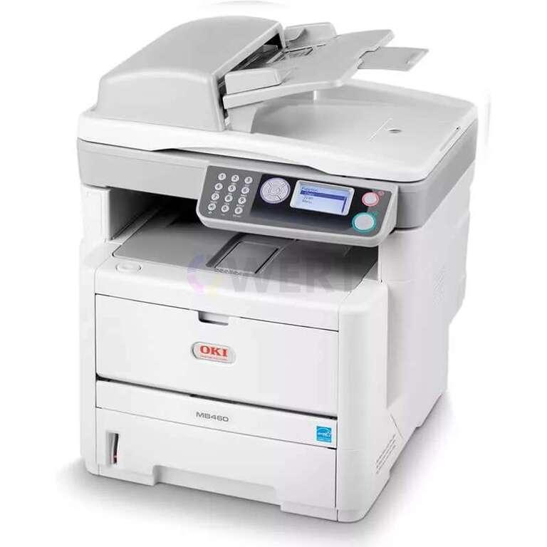 Ремонт принтера OKI MB460