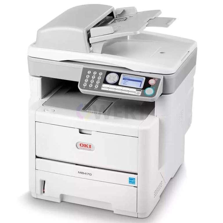 Ремонт принтера OKI MB470