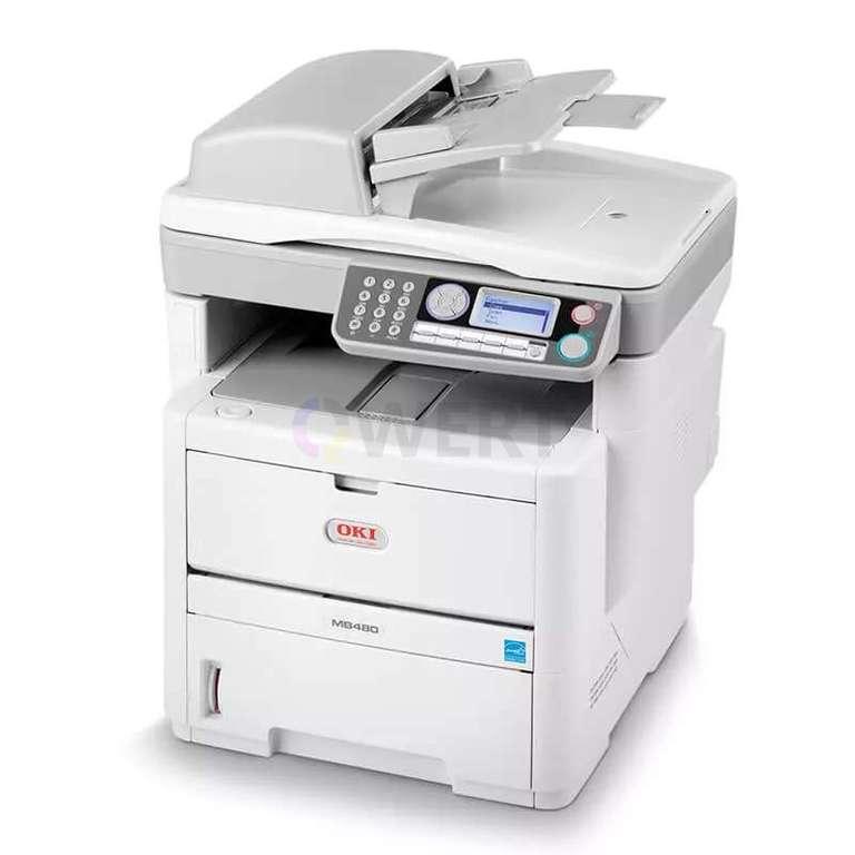 Ремонт принтера OKI MB480