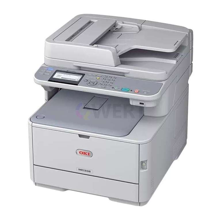 Ремонт принтера OKI MC332dn
