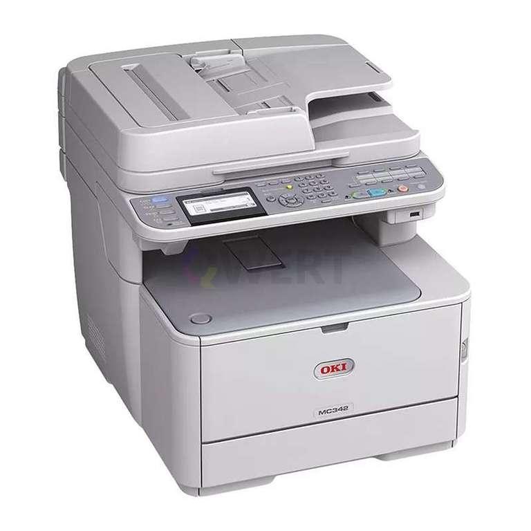 Ремонт принтера OKI MC342dn