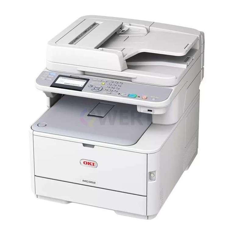 Ремонт принтера OKI MC352dn