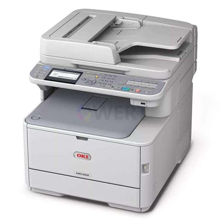 Ремонт принтера OKI MC362dn