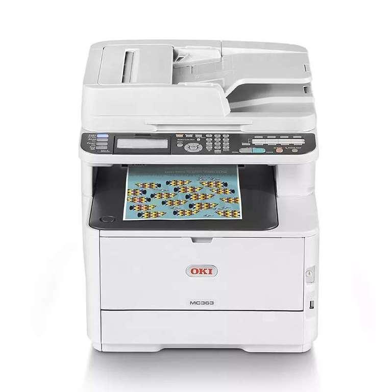 Ремонт принтера OKI MC363dn