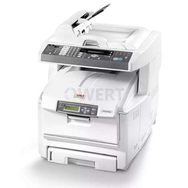 Ремонт принтера OKI MC560