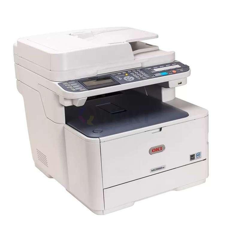Ремонт принтера OKI MC562dnw
