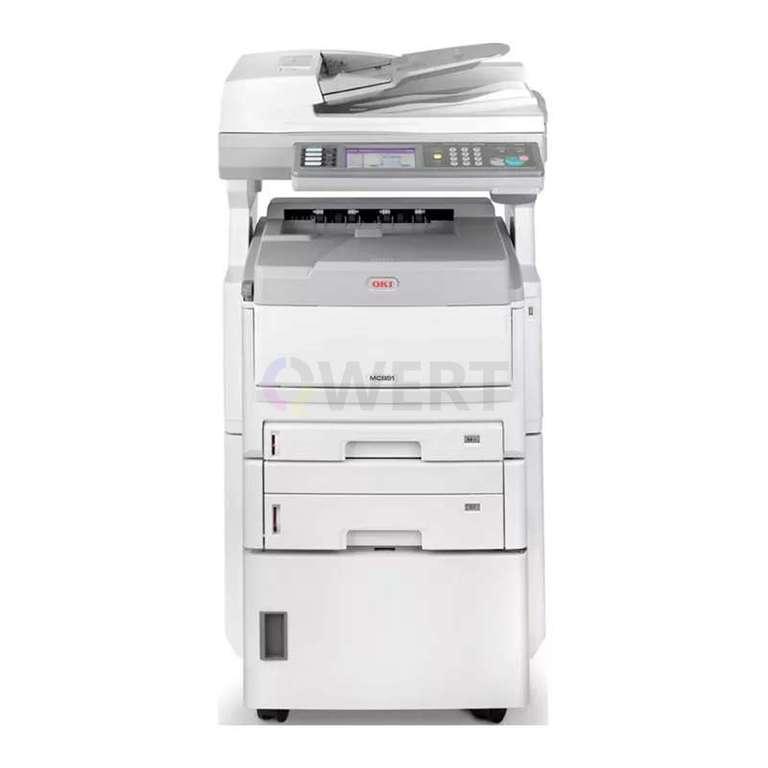 Ремонт принтера OKI MC860cdtn
