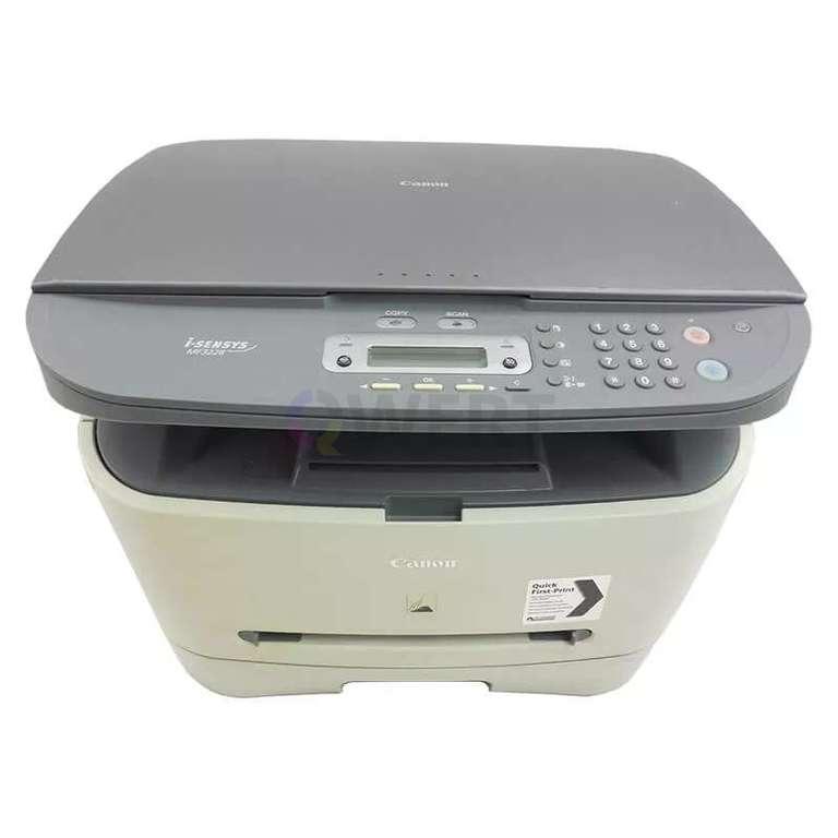 Ремонт принтера Canon MF3228