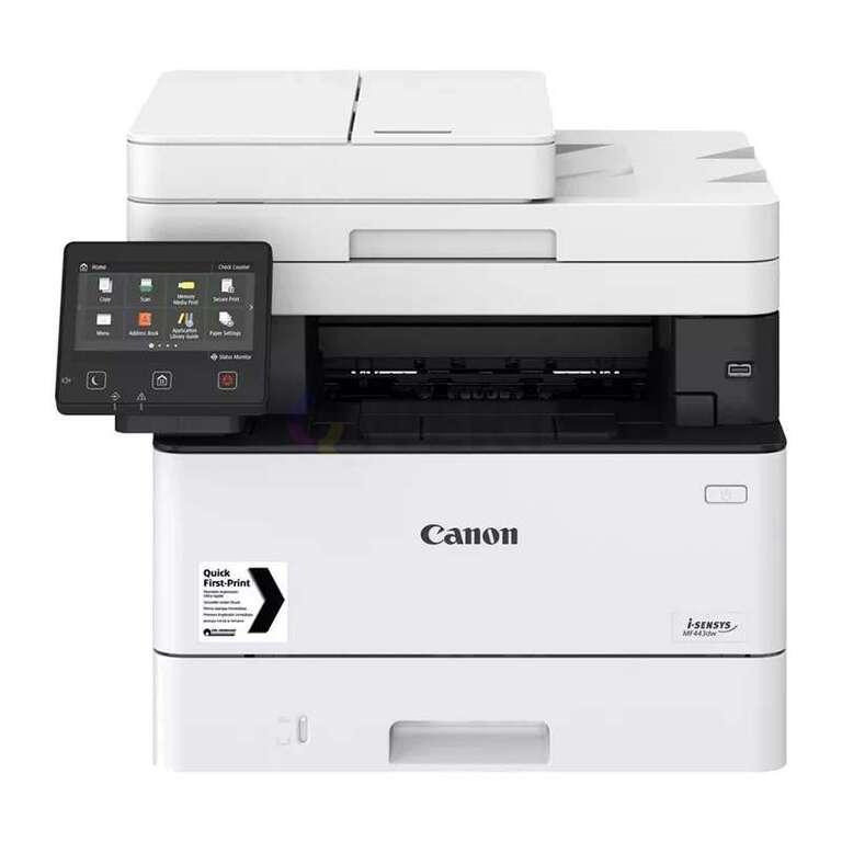 Ремонт принтера Canon MF443dw