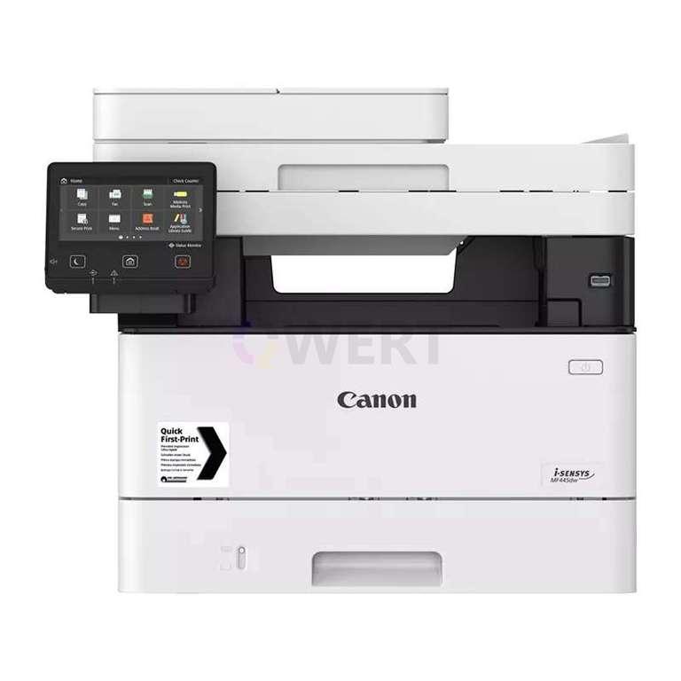 Ремонт принтера Canon MF446x