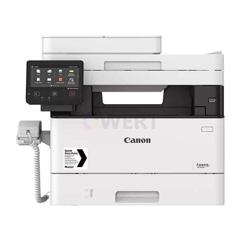 Ремонт принтера Canon MF449x