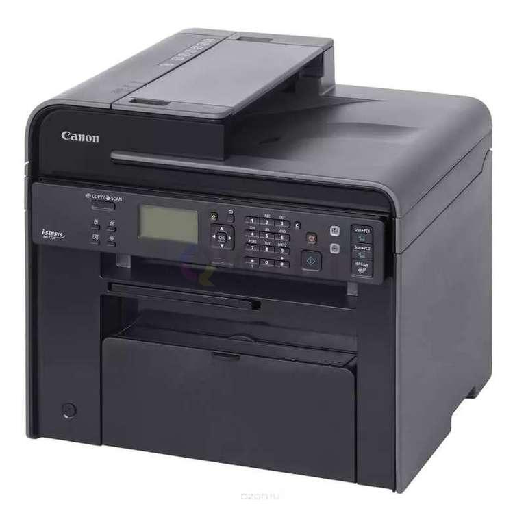 Ремонт принтера Canon MF4730
