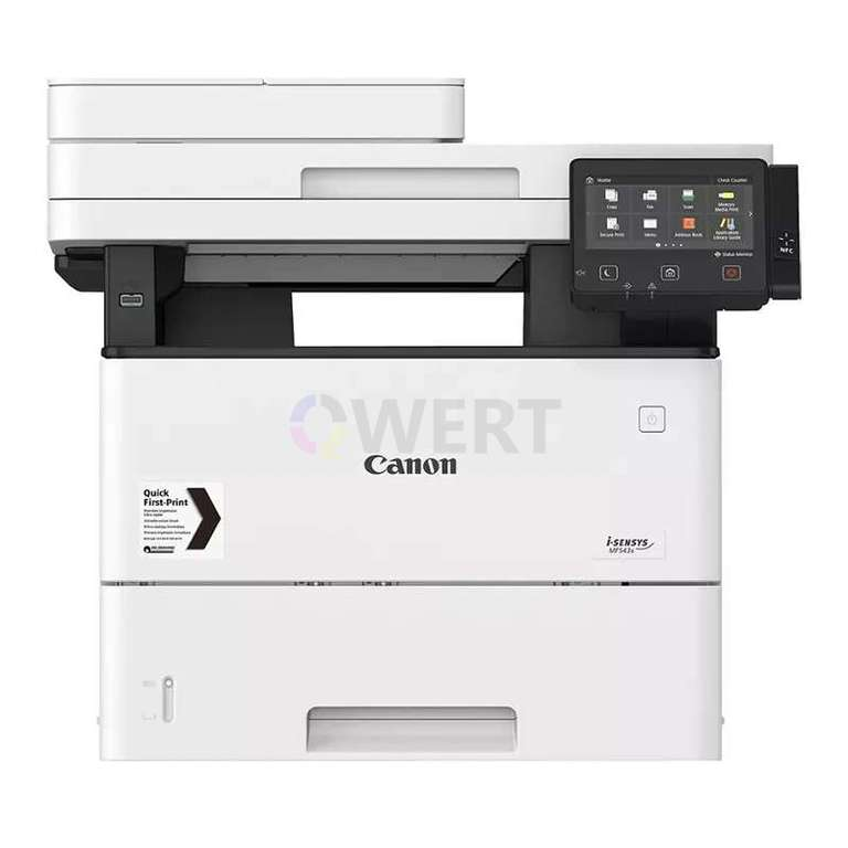 Ремонт принтера Canon MF543x