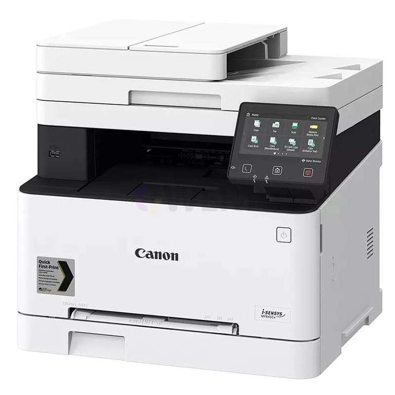 Ремонт принтера Canon MF645Cx