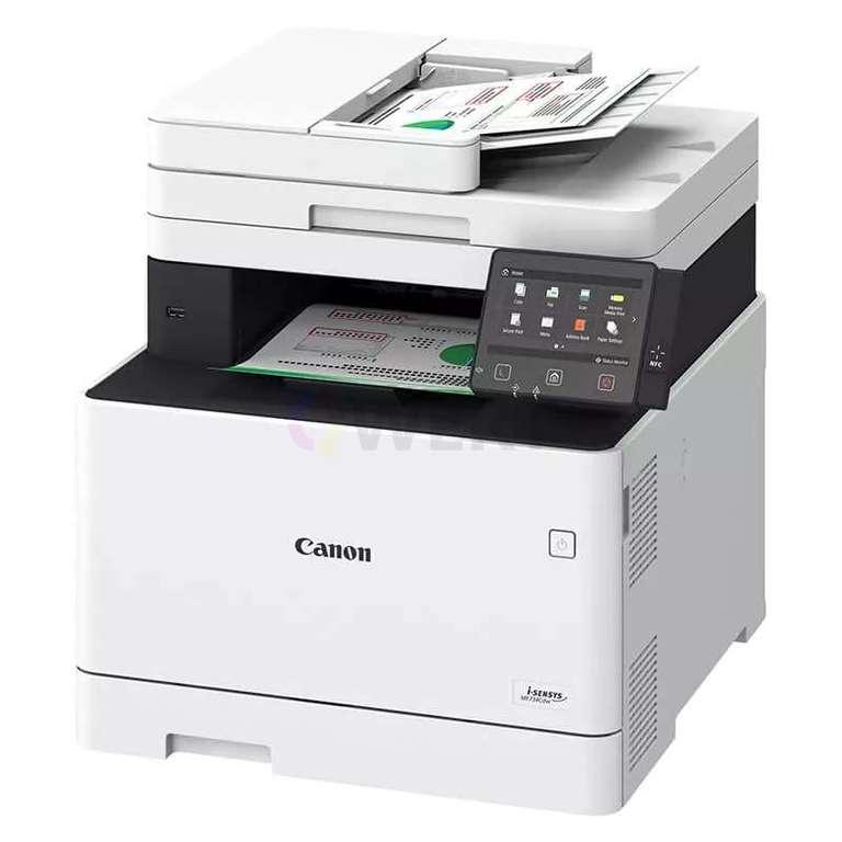Ремонт принтера Canon MF734Cdw