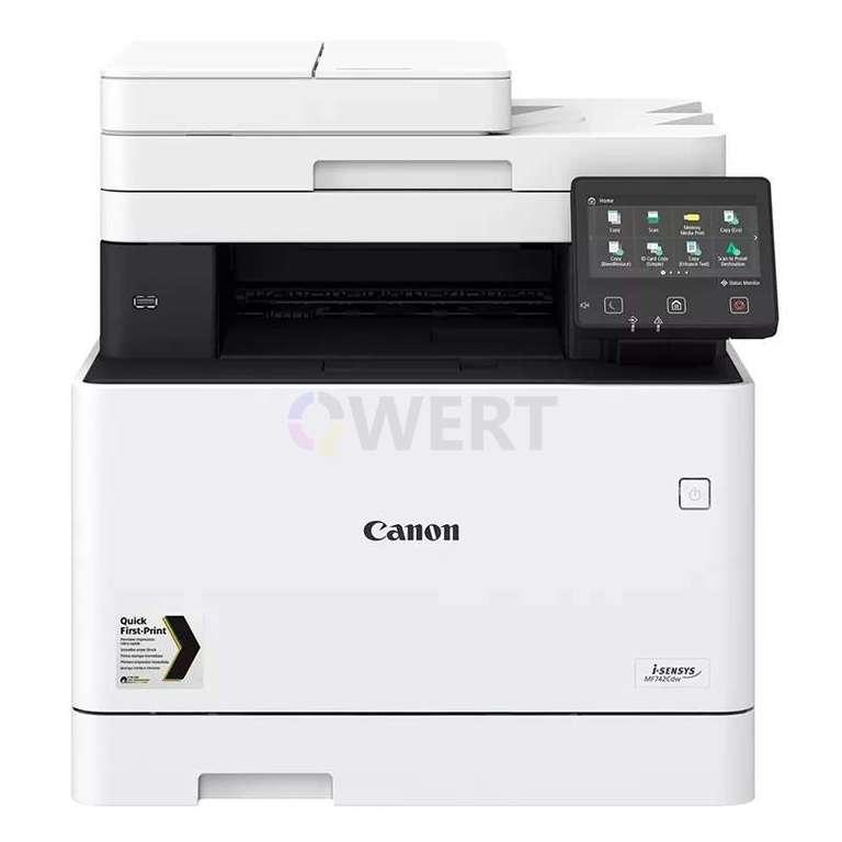Ремонт принтера Canon MF742Cdw