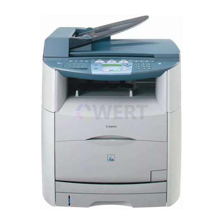 Ремонт принтера Canon MF8180C