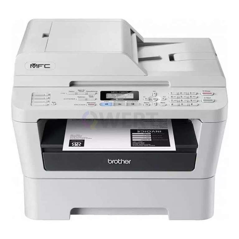 Ремонт принтера Brother MFC-7360NR