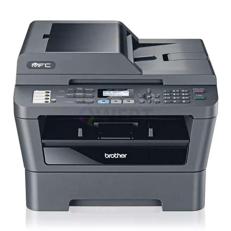 Ремонт принтера Brother MFC-7860DWR