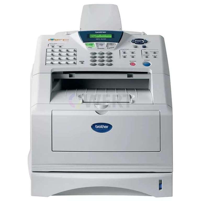 Ремонт принтера Brother MFC-8220