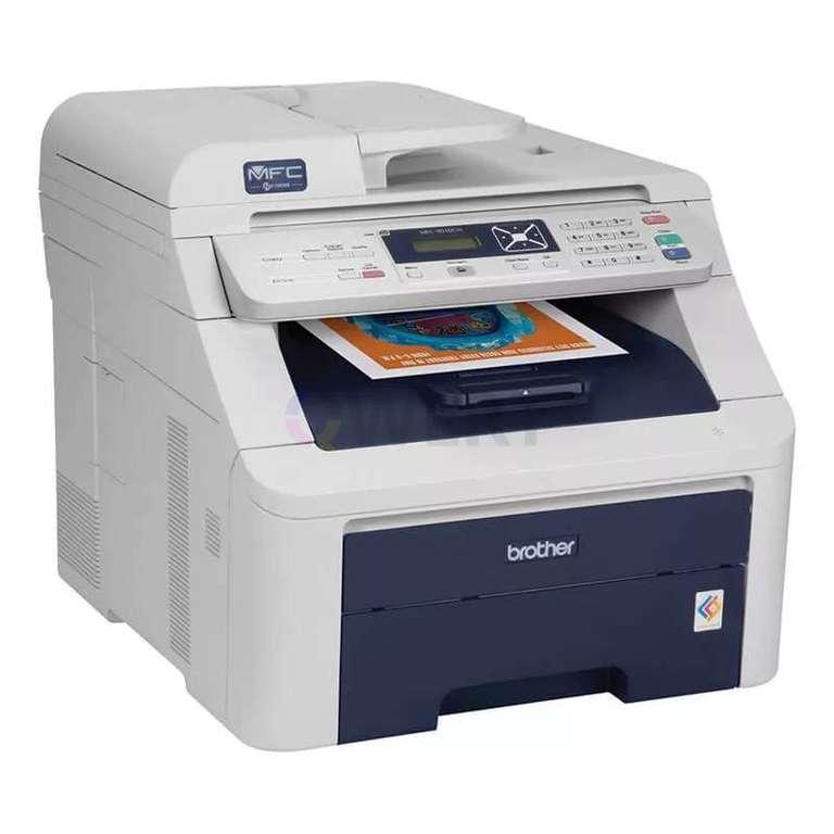 Ремонт принтера Brother MFC-9010CN