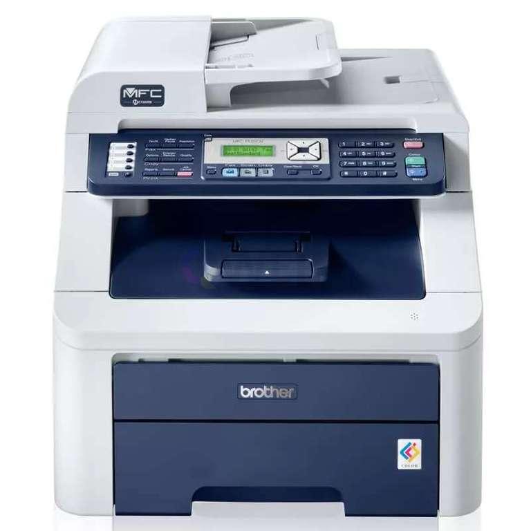 Ремонт принтера Brother MFC-9120CN
