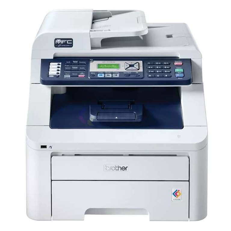 Ремонт принтера Brother MFC-9320CW