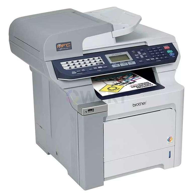 Ремонт принтера Brother MFC-9850