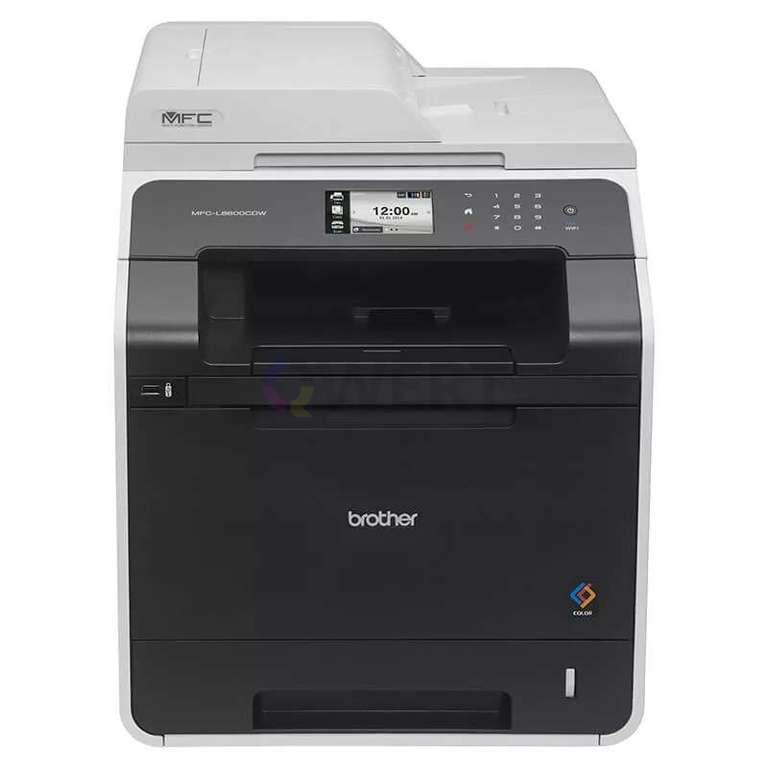 Ремонт принтера Brother MFC-L8600CDW