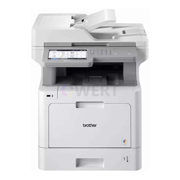 Ремонт принтера Brother MFC-L9570CDW