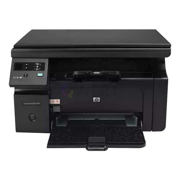 Ремонт принтера HP LaserJet Pro M1132 MFP