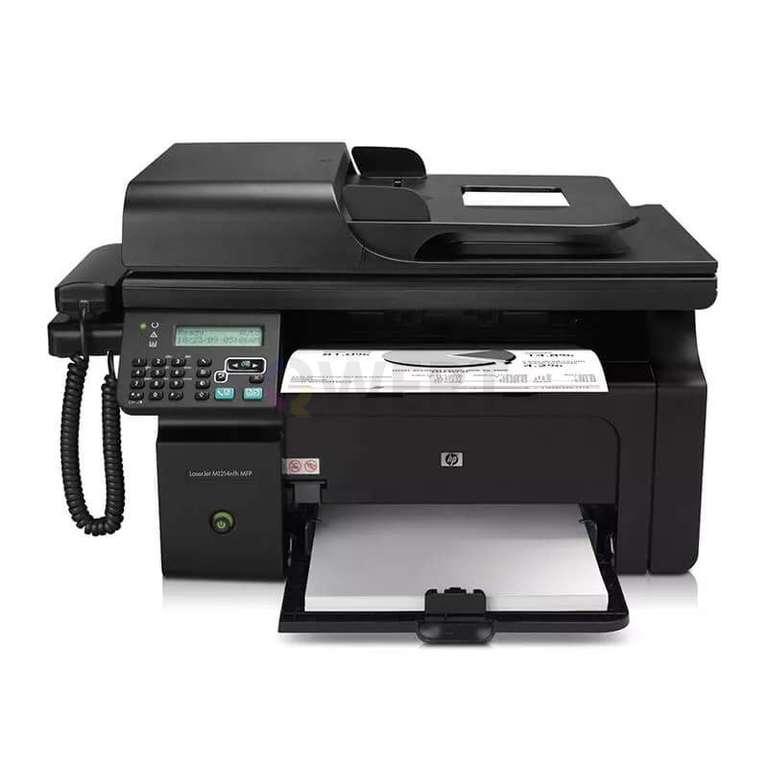 Ремонт принтера HP LaserJet Pro M1214nfh MFP