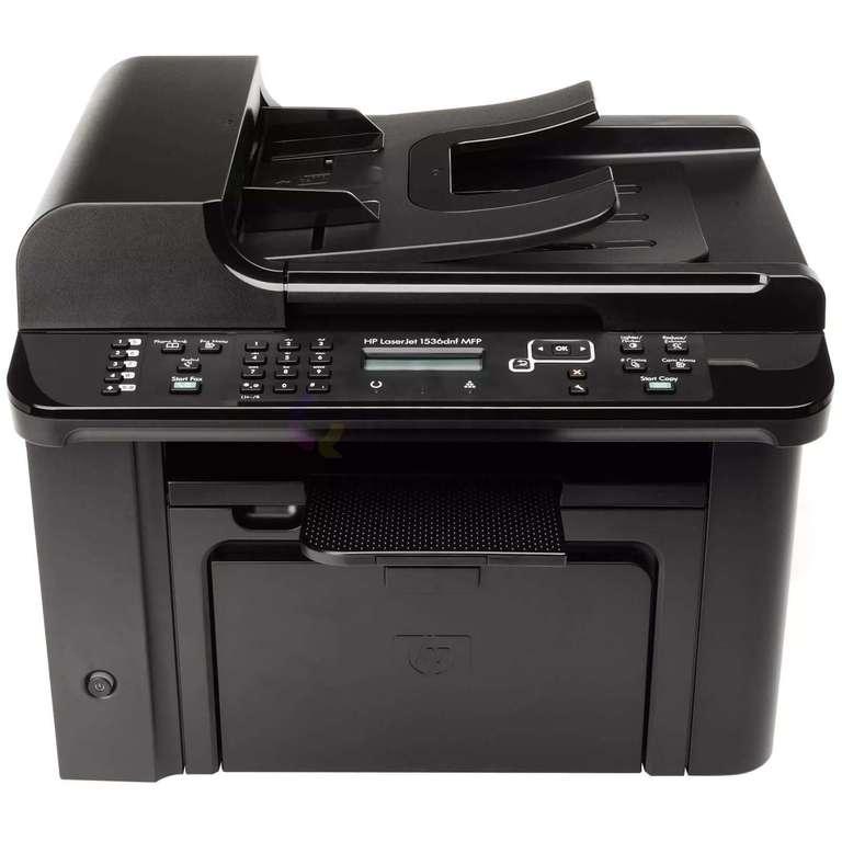 Ремонт принтера HP LaserJet Pro M1536dnf MFP