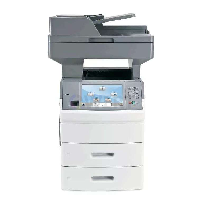 Ремонт принтера Lexmark X656dte MFP