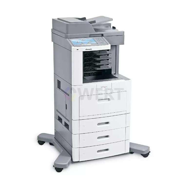 Ремонт принтера Lexmark X658dtme MFP