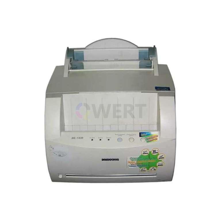 Ремонт принтера Samsung ML-1430