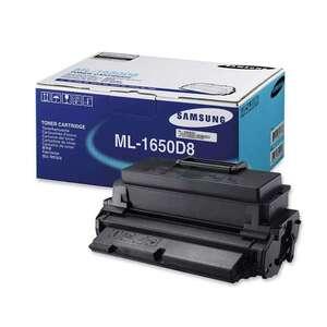 Заправка картриджа Samsung ML-1650D8