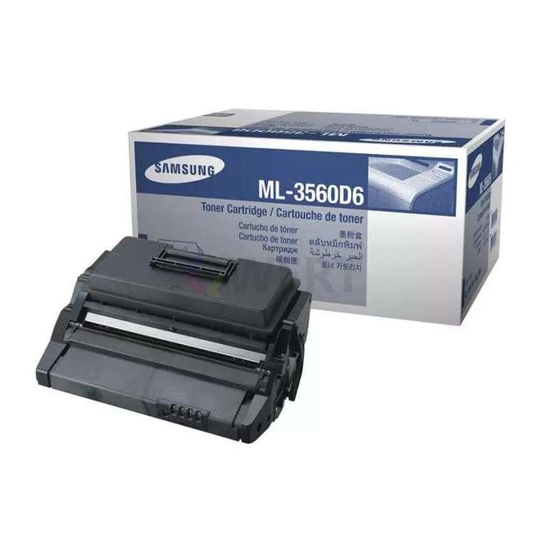 Заправка картриджа Samsung ML-3560D6