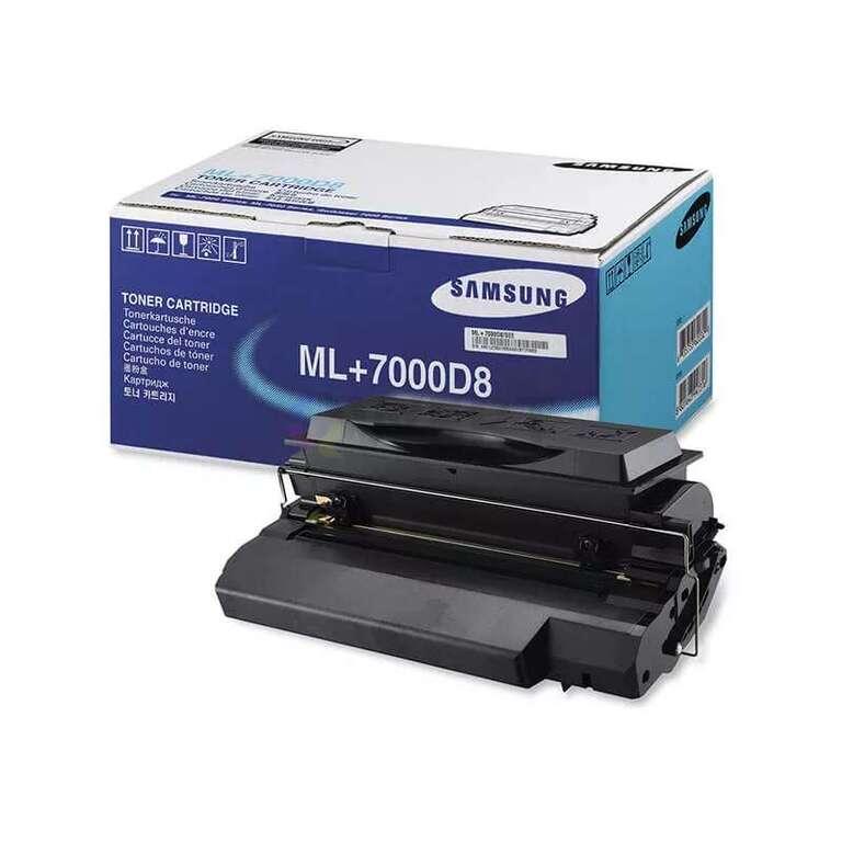 Заправка картриджа Samsung ML-7000D8