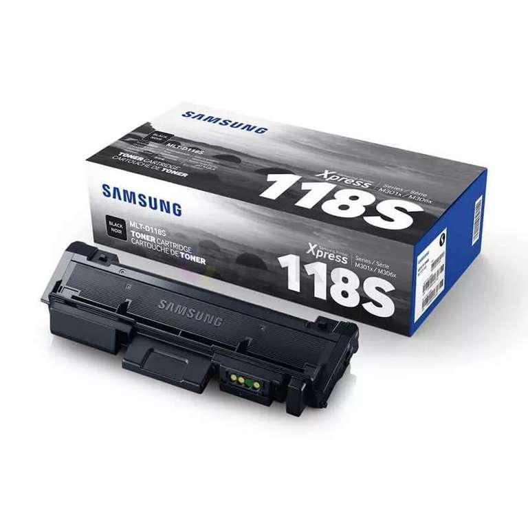 Заправка картриджа Samsung MLT-D118S