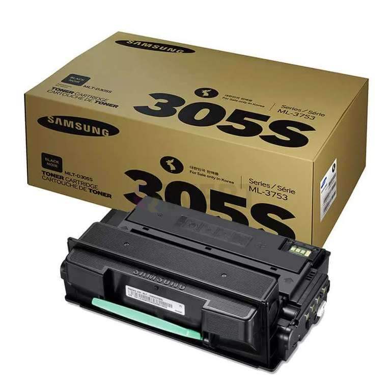 Заправка картриджа Samsung MLT-D305S