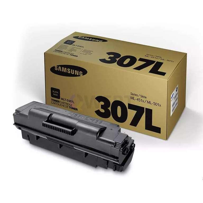 Заправка картриджа Samsung MLT-D307L