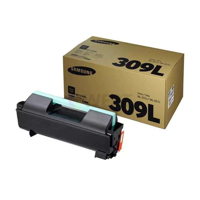 Заправка картриджа Samsung MLT-D309L