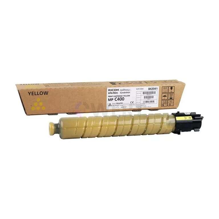 Заправка картриджа Ricoh MP C400E (841553)