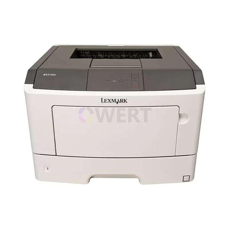 Ремонт принтера Lexmark MS310dn