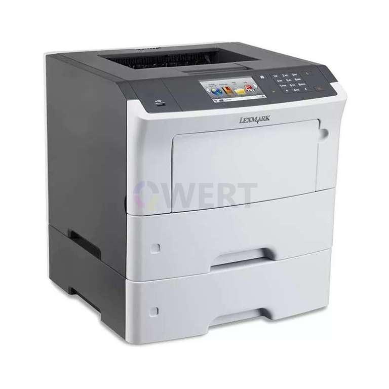 Ремонт принтера Lexmark MS510dn