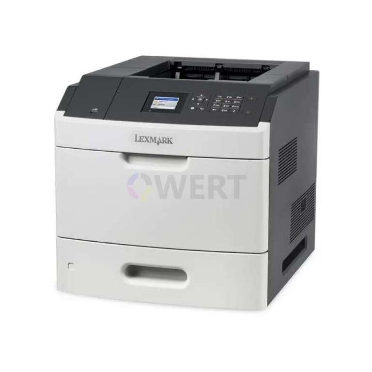 Ремонт принтера Lexmark MS711dn
