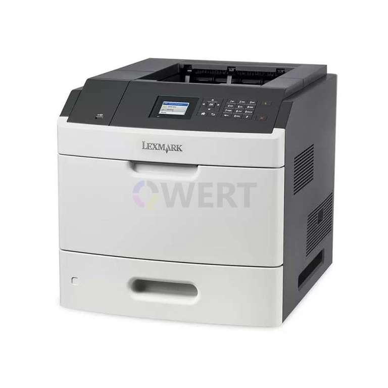 Ремонт принтера Lexmark MS810dn
